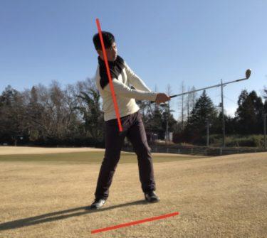【左足上がりの傾斜】寄せられるアプローチの打ち方を一から説明します。