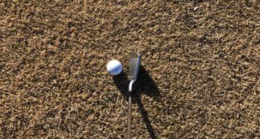 ゴルフ|ボールに当たらない。【極論】2つの原因と改善方法。