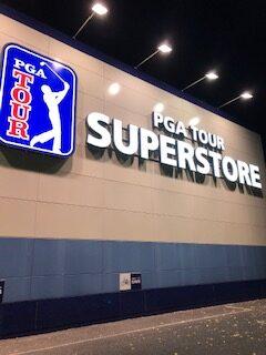 PGA TOUR SUPERSTORE 大宮店に行ってみました。凄いとこです。